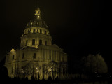 Les Invalides Side View