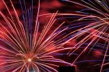 Lenox Square 2012 Fireworks Show