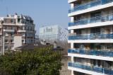 View from Jardin Brassai