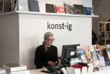 Konst-ig - a design bookstore