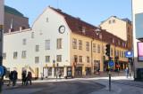 Götgatan - a pedestrian shopping street in Sodermalm