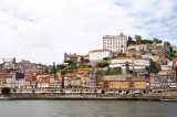 A different part of the Porto waterfront