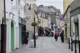 St. Kieran's Street in the center of Kilkenny (3244)