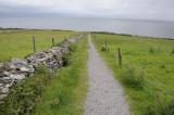Path to Dunbeg Fort on Slea Head Drive, Dingle Peninsula (3291)