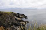 Cliffs near Dunbeg Fort, Dingle Peninsula (3311)