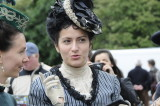 Actors from the filming of the BBC One TV Series Ripper Street (3546)