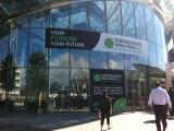 Dublin Convention Center during ESOF2012 (i1423)