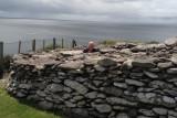 Dunbeg Fort (iPhone photo by Jill)