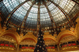 Galeries Lafayette - another Paris department store