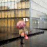 Jour de pluie à la BNF !