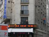 Le Chat Noir Famous Place