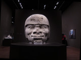 A Colossal Head w lights like emanations from his head -  mImg_1934