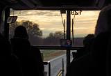 Nearing Merced at dusk. #3847