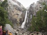 Videoclips - 2 short ones Lower Yosemite Falls (new pbase feature)