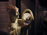 Vanity exhibit at Volterra Alabaster Museum