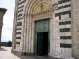 Church in Volterra