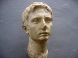 Bust of Caligula!  Volterra's Guarnacci Etruscan Museum