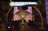 Bally's Monorail Entrance
