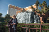 Laurie at the Mirage