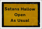 Good News for Satan