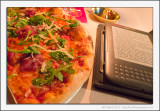 Dining with my Kindle