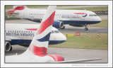 Heathrow Traffic Jam