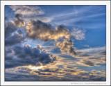 Evening Cloudscape