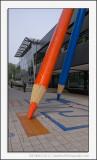Giant's Pencils