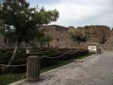 Gardens in the Casa del Fauno