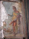 Fresco of Priapus, Casa dei Vettii