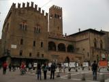 Flank of the Palazzo del Podestà