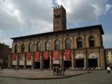 Palazzo del Podestà from Piazza Maggiore