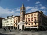 Torre dell'Orologio on Piazza Tre Martiri