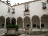 Cloisters within the monastery