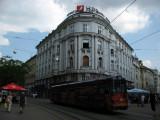 Streetcar on Jurišićeva