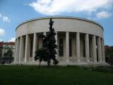 Exhibition Pavilion on Trg Žrtava Fašizma