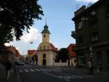 Church at the corner of Zvonarnićka