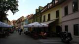 Kaptol's hip Tkalčićeva street