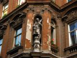 Facade detail off ul Radićeva