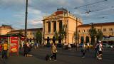 Zagreb's central rail station