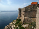 Sv. Petar turret and cliff view