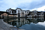 Hongcun Village-Moon lake,China