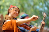 Gypsy Violin.