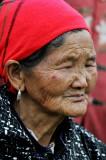 Old People in Luxi,Yunnan,China