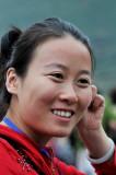 People in Luxi,Yunnan,China. 廬西,雲南