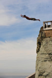 Cliff Diving 4.