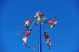 High Wire act,Puerto Vallarta,Mexico