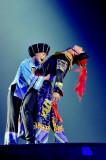 Western Charm show. Zhang Jia Jie.