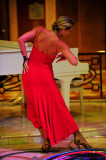 Mediterranean Cruise Dancer