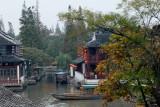 Zhu Jia Jiao, water town of China/朱家角